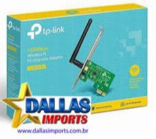Adaptador Wireless Mini Pci Tp-link Tl-wn 781n 150mbps V 3.0