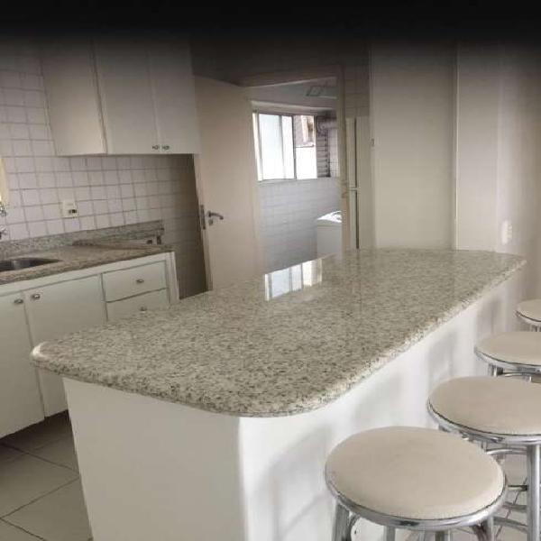 Alugo apartamento 41 m² com 1 dormitório, 1 vagas