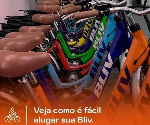 Aluguel de bicicletas elétricas