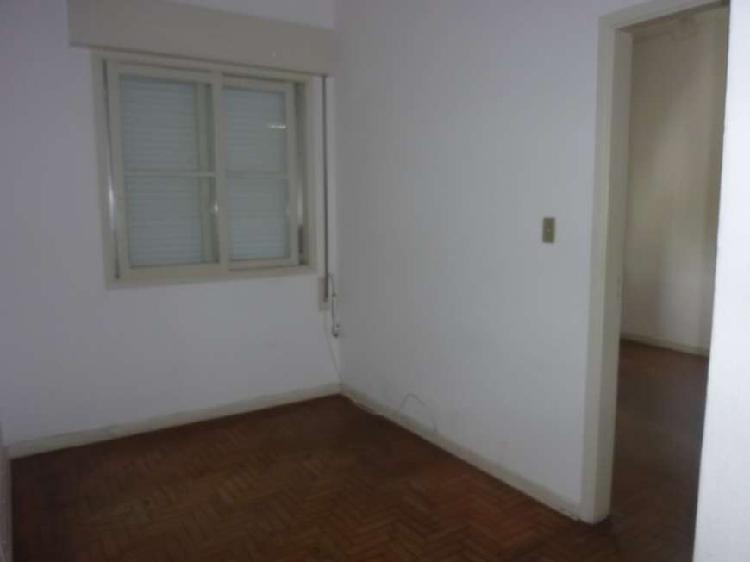 Apartamento 1 dormitório no jose menino santos - sp