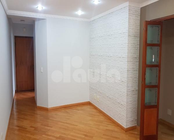Apartamento 80m² para locação na vila valparaíso - santo