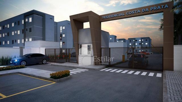 Apartamento PNE 02 quartos no Afonso Pena, São José dos