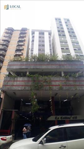 Apartamento com 1 dormitório para alugar, 40 m² por r$