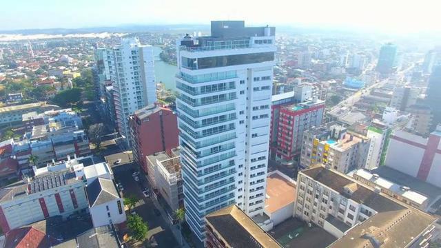 Apartamento de alto padrão mobiliado e decorado em torres
