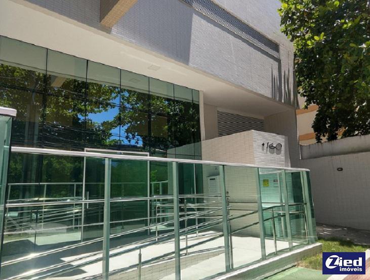 Apartamento novo 2 Quartos suíte amplo Castanheiras, Praia