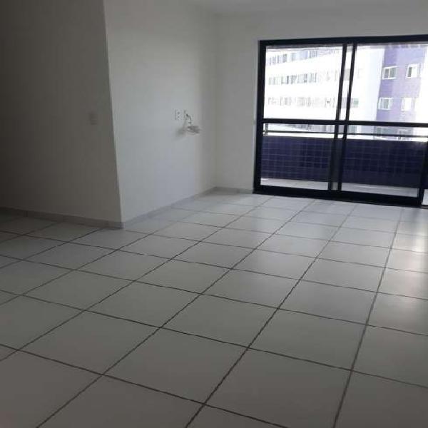 Apartamento para aluguel possui 60 metros quadrados com 2