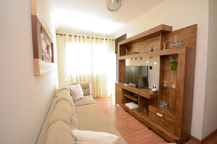 Apartamento para venda 70 m² 3 dorm 1 suite sacada 2 vagas
