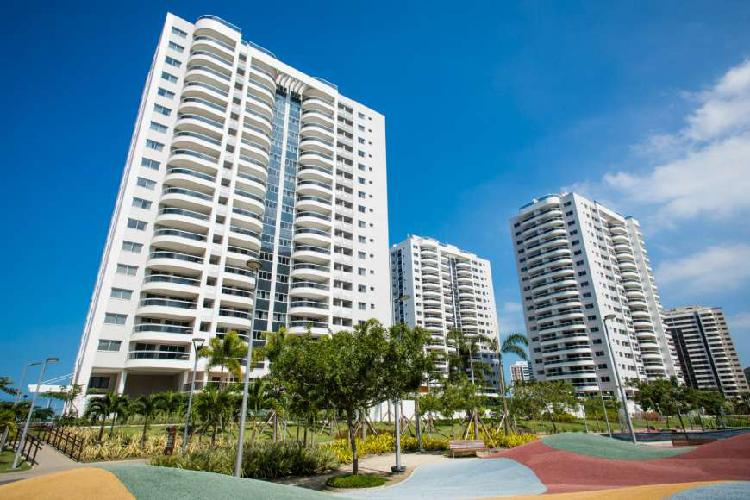 Apartamento para venda possui 115 metros quadrados com 3