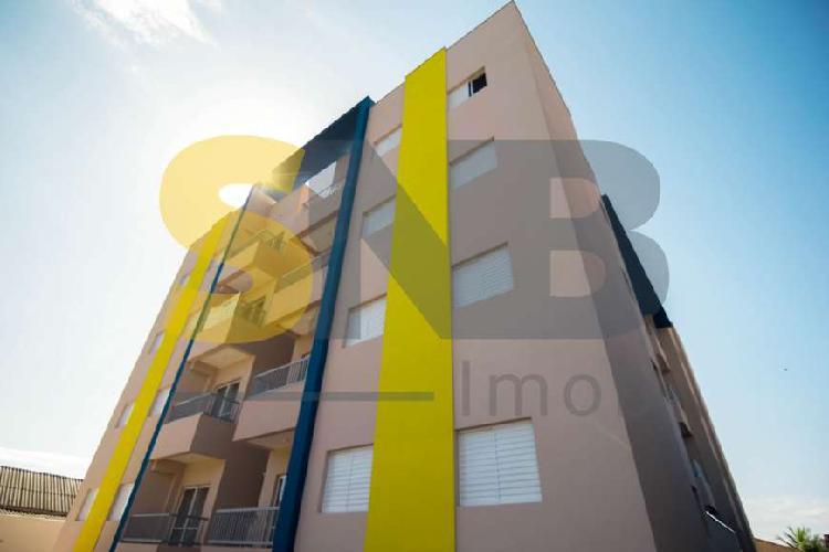 Apartamento para venda possui 57 metros quadrados com 2