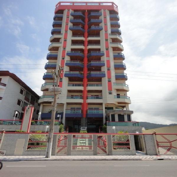 Apartamento à venda no Centro de Mongaguá/SP.