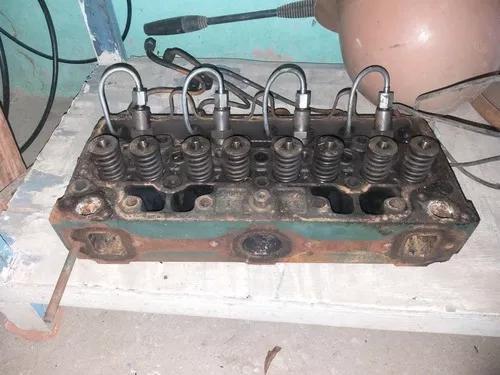 Cabeçote completo motor 608