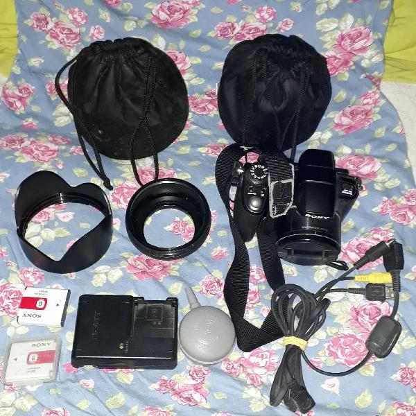 Camera sony dsc h 50
