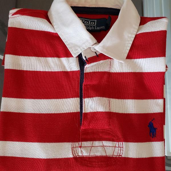 Camisa polo ralph lauren - original, tamanho s (p)