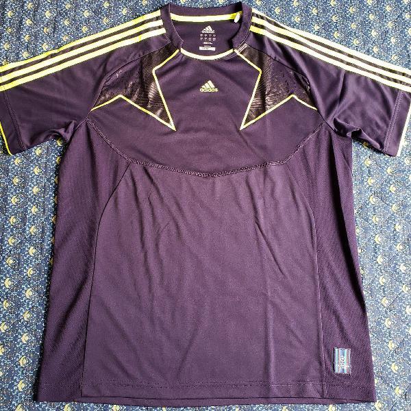 Camiseta azul original adidas champions league