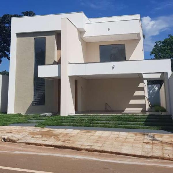 Casa nova condomínio portal de igarapé - 4 quartos -