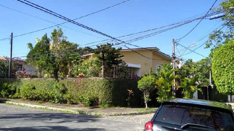 Casa para venda com 314 m2 com 3 suítes 6 vagas no Poço da
