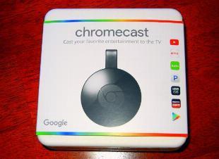 Chromecast 3 Lançamento