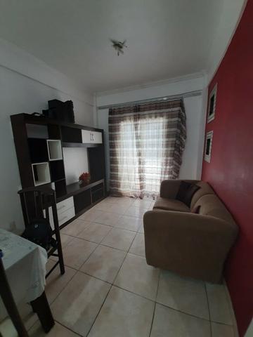 Condomínio paulo vi, 2 dormitórios / semi mobiliado/ leia