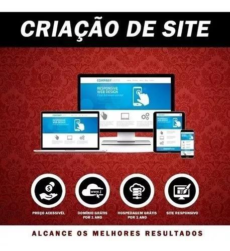 Criação de site profissional para