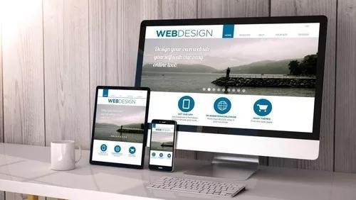 Criação de web site profissional