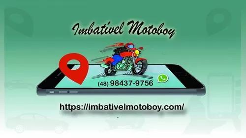 Imbatível motoboy entregas avulsa e planos mensal