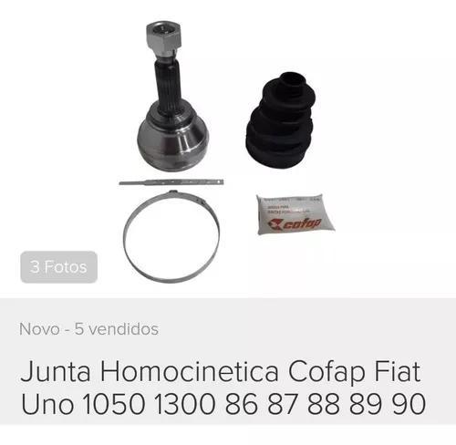 Junta Homocinética Fixa Cofap