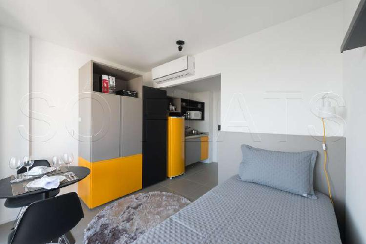 Kasa vila olimpia single studio para locação