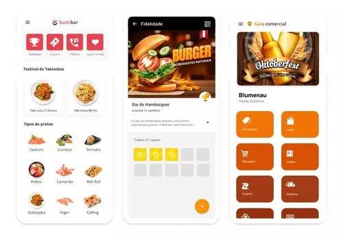 Locação - aplicativo próprio, exclusivo e personalizado