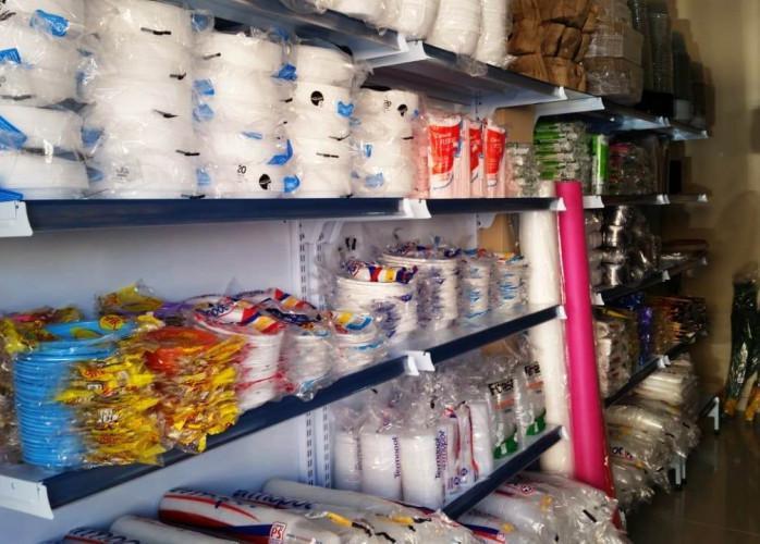 Loja de descartáveis, artigos para festas e bomboniere em