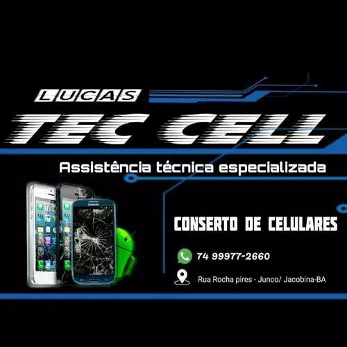 Manutenção de celulares e tablets