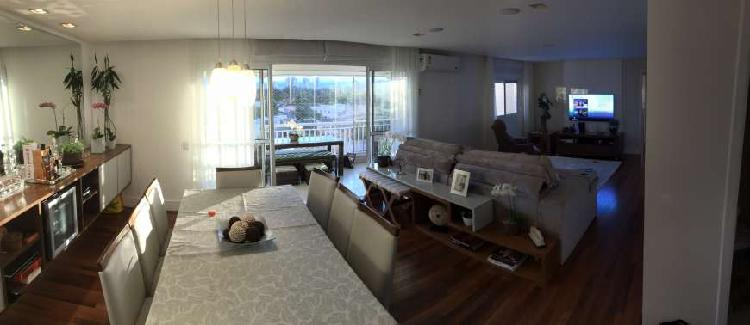 Maravilhoso apartamento na Chacara Santo Antonio