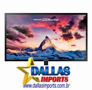 Monitor Samsung Sf24350fhl 24 Com Design Super Delgado