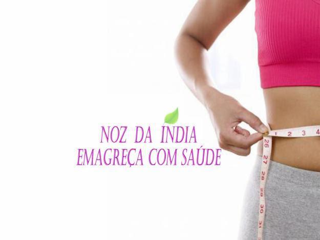 Nóz da índia é um bloqueador de gordura