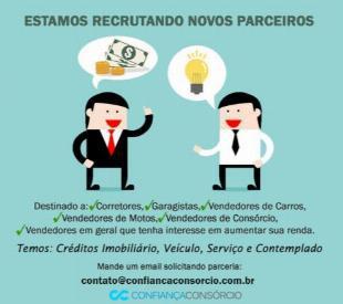 PARCEIROS - CONFIANÇA CONSÓRCIO