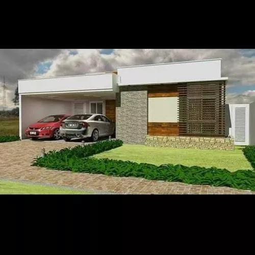 Projetos, construções e reformas residencial