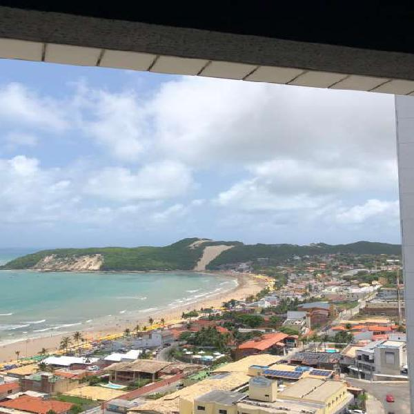 Quality suites - ponta negra - vista para o morro do careca.