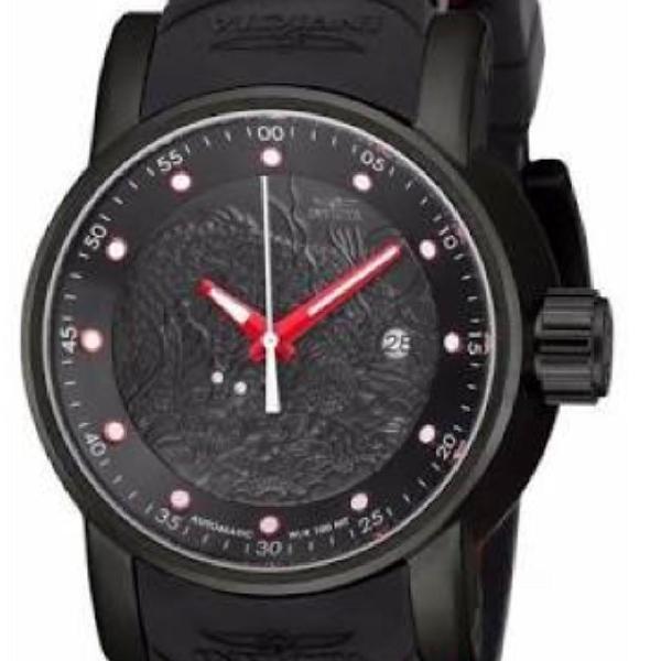 Relógio invicta yakuza s1 rally dragon linha premium 1