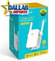 Repetidor De Sinal Wireless Wi-fi 300mbps Tp-link Tl-wa855re