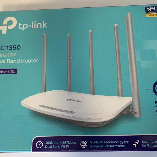 Roteador wireless tp link 1350