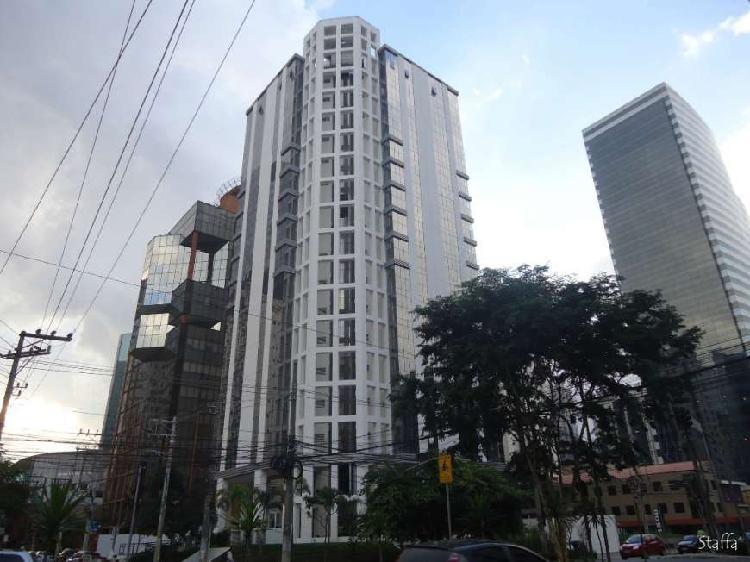 Sala/conjunto para aluguel possui 72 metros quadrados em