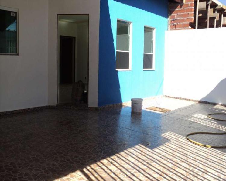 Wanel Ville - Excelente casa Térrea, c/ 2 quartos, cozinha