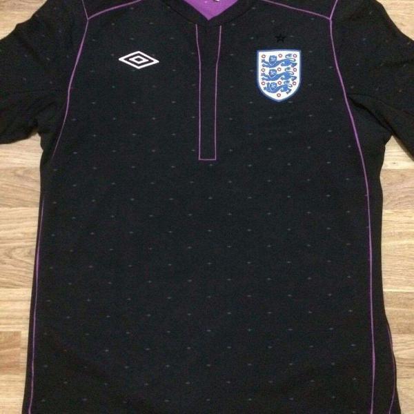 Camisa seleção inglaterra umbro linda copa do mundo