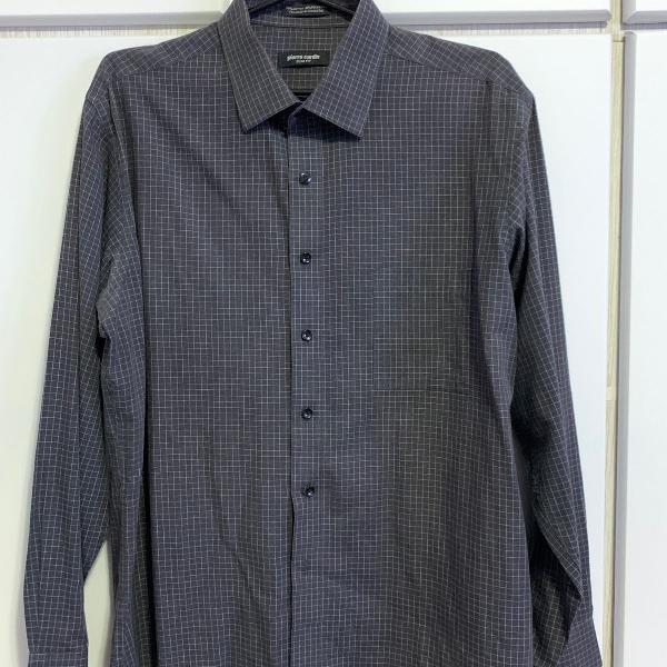 Camisa social masculina marca: pierre cardin