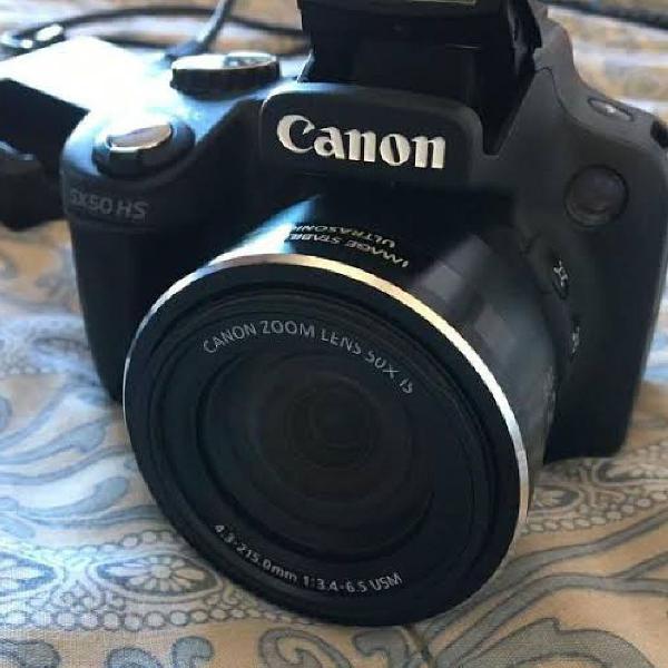 Canon powershot sx 50 zoom 50x 1200 mm