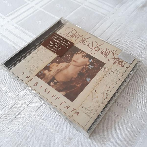 Cd the best of enya paint the sky with stars