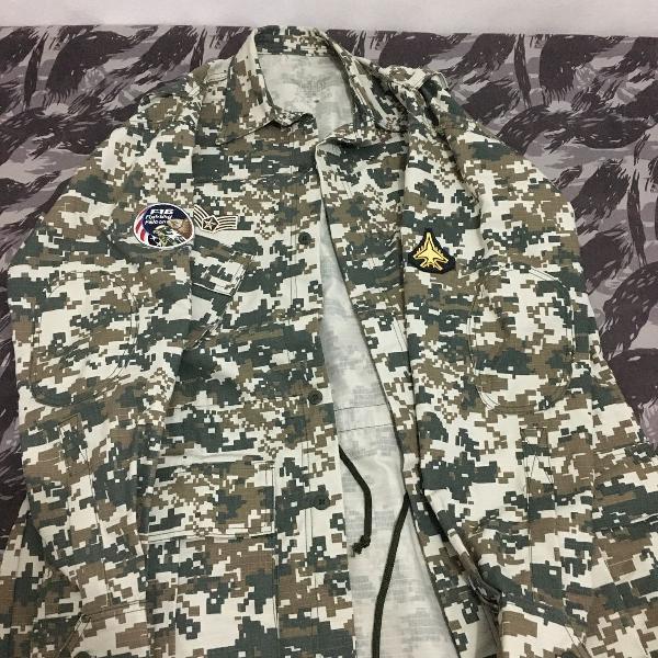 Gandola/jaqueta militar