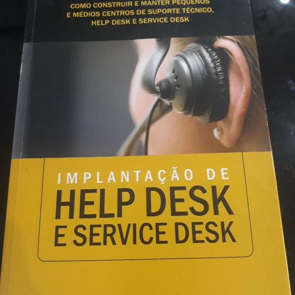 Help desk e service desk