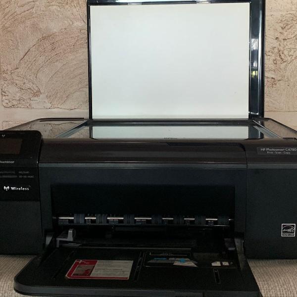 Impressora hp photosmart 4780
