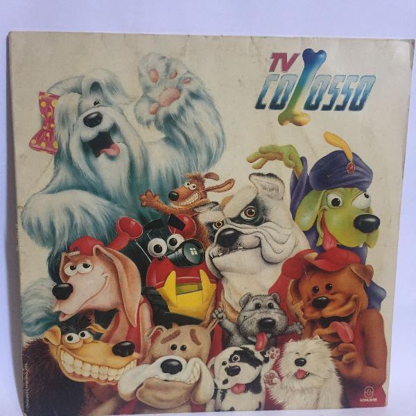 Lp original 'tv colosso'