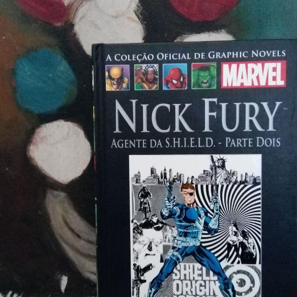 Nick fury - agente da s.h.i.e.l.d - parte dois